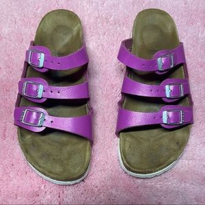 Pink Birkenstocks Size 37